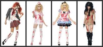 Bloody Nurse Halloween Costume Group Costumes Girls Group Group Costumes