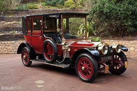 1910 rolls royce silver ghost landaulette 1910 u0027s cars and trucks