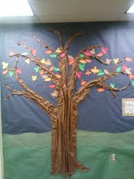 children s interactive tree display a leaf find a book imgur