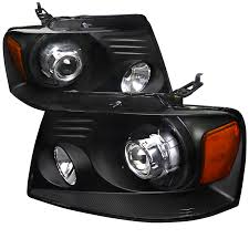 2012 ford f150 projector headlights dash z racing lighting aftermarket lights headlights