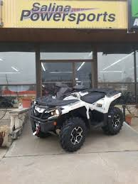 2015 can am outlander 1000 xt in pearl white special ordered for