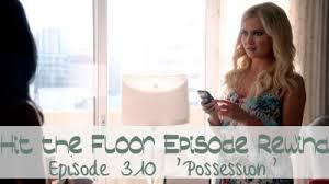 Hit The Floor Derek Proposes To Ahsha - episode rewind hit the floor episode 310 u0027possession u0027 inher glam