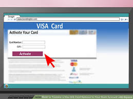 bank gift cards how to transfer a visa gift card balance to your bank account with