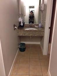 Vanity Bellis Fair Mall Bathroom U0026 Separate Vanity Picture Of Baymont Inn U0026 Suites
