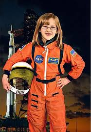 strong costumes modeled after real life heroes be sally ride