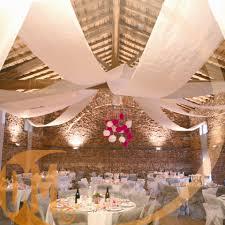 tenture plafond mariage tenture de salle de 12 mètres achat divers déco de salle