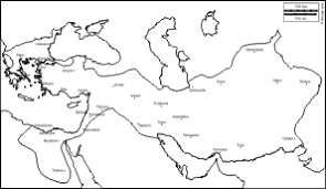 alexander empire free maps free blank maps free outline maps
