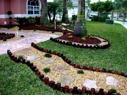 Front Yard Landscaping Ideas Garden Ideas On A Budget Captivating Inexpensive Front Yard
