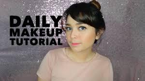 review tutorial makeup sehari hari makeup ke kantor makeup ke kus makeup sehari hari daily