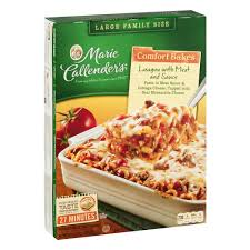 Meat Lasagna Recipe With Cottage Cheese by Marie Callender U0027s Three Meat U0026 Four Cheese Lasagna 50 Ounce