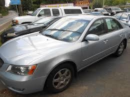 hyundai sonata gls 2006 2006 hyundai sonata gls v6 4dr sedan in penn pa autos r us