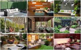 20 modern ways to decorate the outdoor space with privacy screens