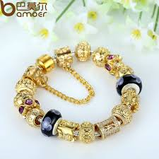 gold plated charm bracelet images Gold plated charm bracelet best bracelets jpg