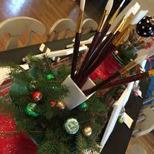 christmas tree painting party memehill com home of amie