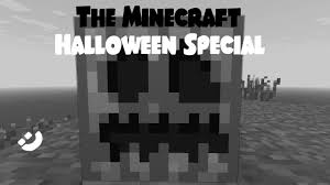 minecraft halloween city minecraft halloween special by glenmoffie youtube