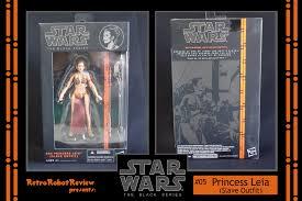starwars thanksgiving star wars the black series u2013 05 princess leia slave