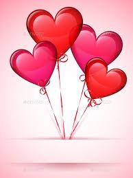 heart shaped balloons heart shaped balloons by timurock graphicriver