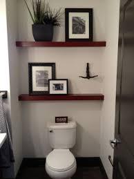 Bathroom Decor Ideas Pinterest Awesome Ideas For Decorating Bathroom Walls Images Interior