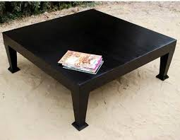 Square Black Coffee Table Fantastic Rustic Black Coffee Table Diy Rustic Black Pallet Coffee