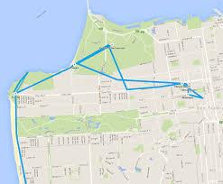 Presidio San Francisco Map by San Francisco California Tue 12th To Wed 13th May 2015 U2014 Ned