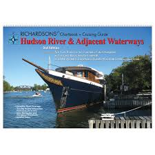 richardsons chartbook and cruising guide hudson river and adjacent