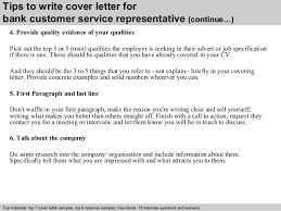 customer service representative cover letter sample sample guest