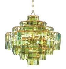 Oyster Chandelier Currey Company Sommelier Recycled Wine Bottle Chandelier Currey