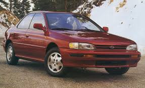 svx subaru for sale 1993 subaru impreza ls awd archived instrumented test reviews