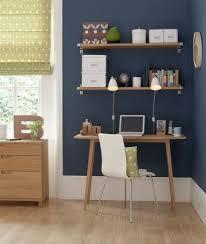 Corner Shelf Desk Creative Home Office Space