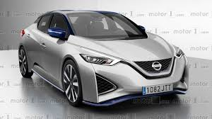 nissan leaf hopefully the next nissan leaf will resemble this render