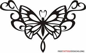 outlines feminine lower back tattoos are popular and