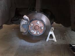 nissan 350z brembo brakes 4 piston rl calipers u0026 350z brembo rotors installed on my tsx