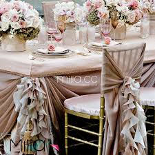 chair sashes blush pink chiffon wedding chair sashes buy fancy chair sashes