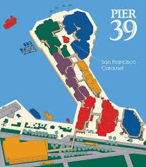 san francisco map painting san francisco carousel at pier 39 on san francisco bay