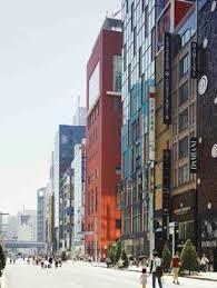 shiseido siege social ricardo bofill taller de arquitectura belvedere christophe