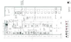 floor plan layouts plans commercial kitchen floor plans size of restaurant open