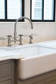 Pewter Kitchen Faucets Transitional Family Home With Grey Kitchen Home Bunch U2013 Interior