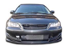 2001 honda accord fog lights shop for honda accord 4dr front bumper on bodykits com