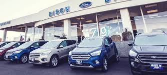 ford and used car dealer bison ford great falls mt