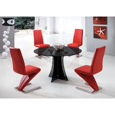 glass dining room table and chairs round glass dining room tables