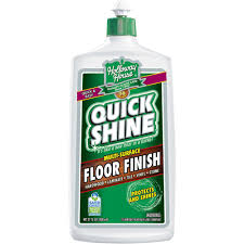 quick shine floor finish fl oz walmart com idolza