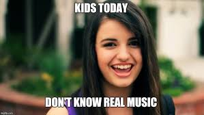Rebecca Black Memes - image tagged in rebecca black friday kids today memes funny kids