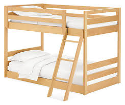 Photos Of Bunk Beds Waverly Mini Wood Bunk Bed Modern Bunk Beds Loft Beds