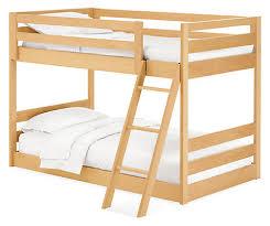 Bunk Beds Images Waverly Mini Wood Bunk Bed Modern Bunk Beds Loft Beds