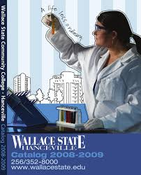 wscc catalog08 09 by wallace state community college issuu