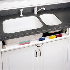 Kitchen Sink Tray Rev A Shelf Slim Line Sink Front Tray Select Option Rockler