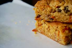 vegan carrot cake cookie bars u2014 skratch labs blog