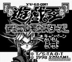 gbc roms for android yu gi oh duel monsters japan rom for gameboy color