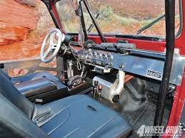 jeep africa interior exhaust and muffler custom car interior kits custom made dash