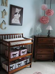 Changing Table Topper Only Nursery Decorating Idea Inexpensive Diy Cloud Mobile Hgtv Changing